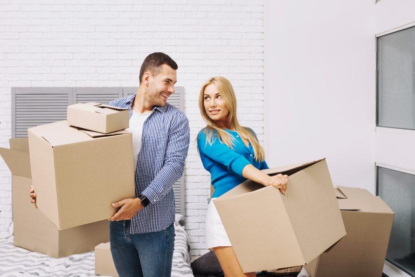 Comment calculer son volume pour un déménagement