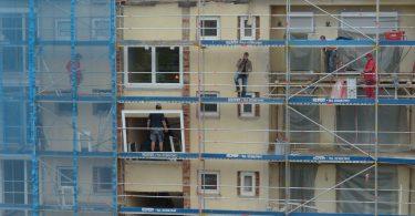 Ravalement de façade en copropriété combien ça coûte