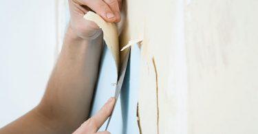 decoller papier peint