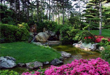 Comment faire un petit jardin zen et japonais
