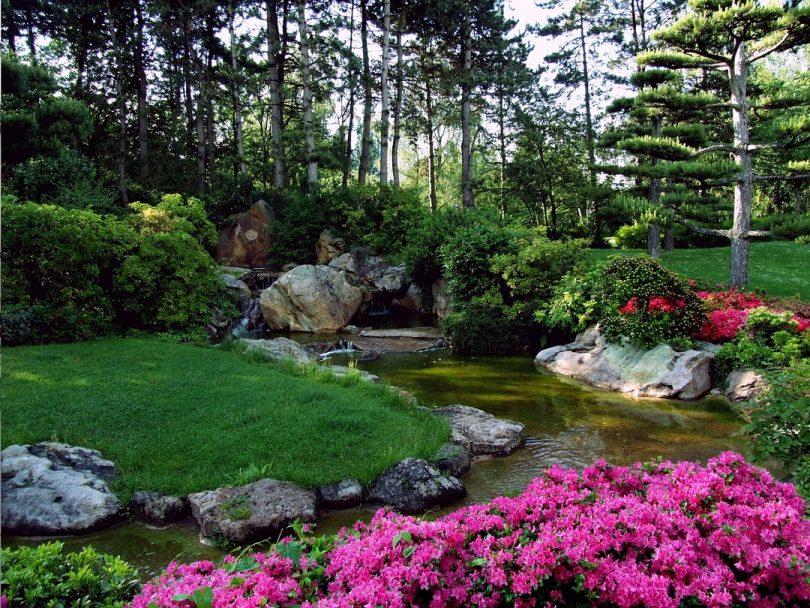 Comment faire un petit jardin zen et japonais le blog - Comment faire un petit jardin japonais ...