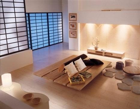 decoration interieure japonaise