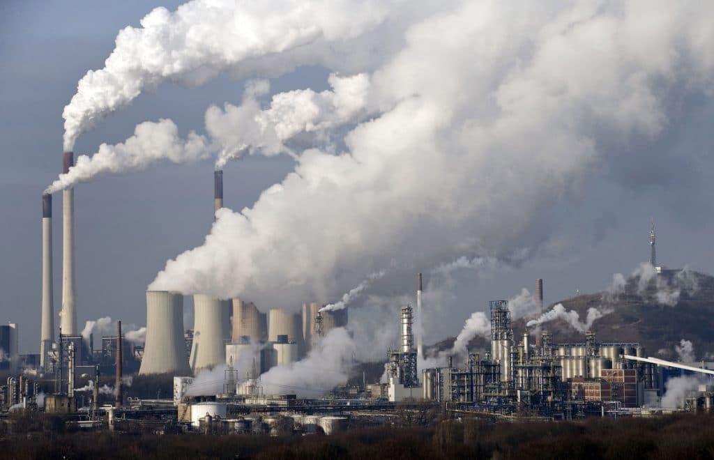 pollution atmosphérique urbaine danger