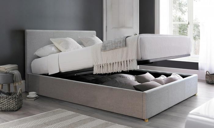 lit coffre pour gagner espace rangement