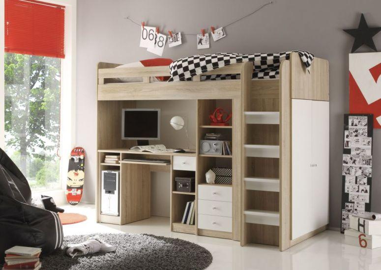 lit mezzanine optimiser espace