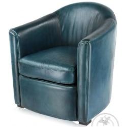 fauteuil-club-cuir-bleu-fumoir