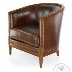 fauteuil-club-cuir-marron-edmond