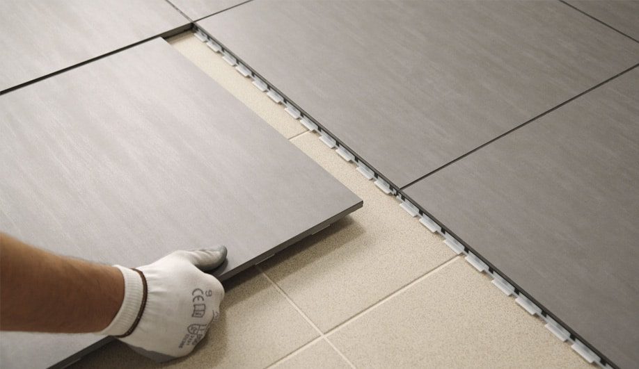 le carrelage clipsable atout renovation