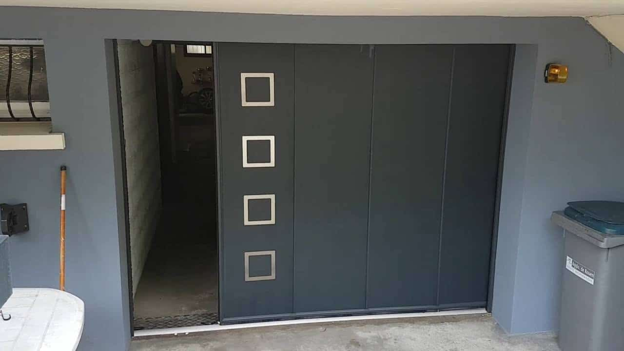 Quel type de porte de garage choisir - Hauteur d une porte ...