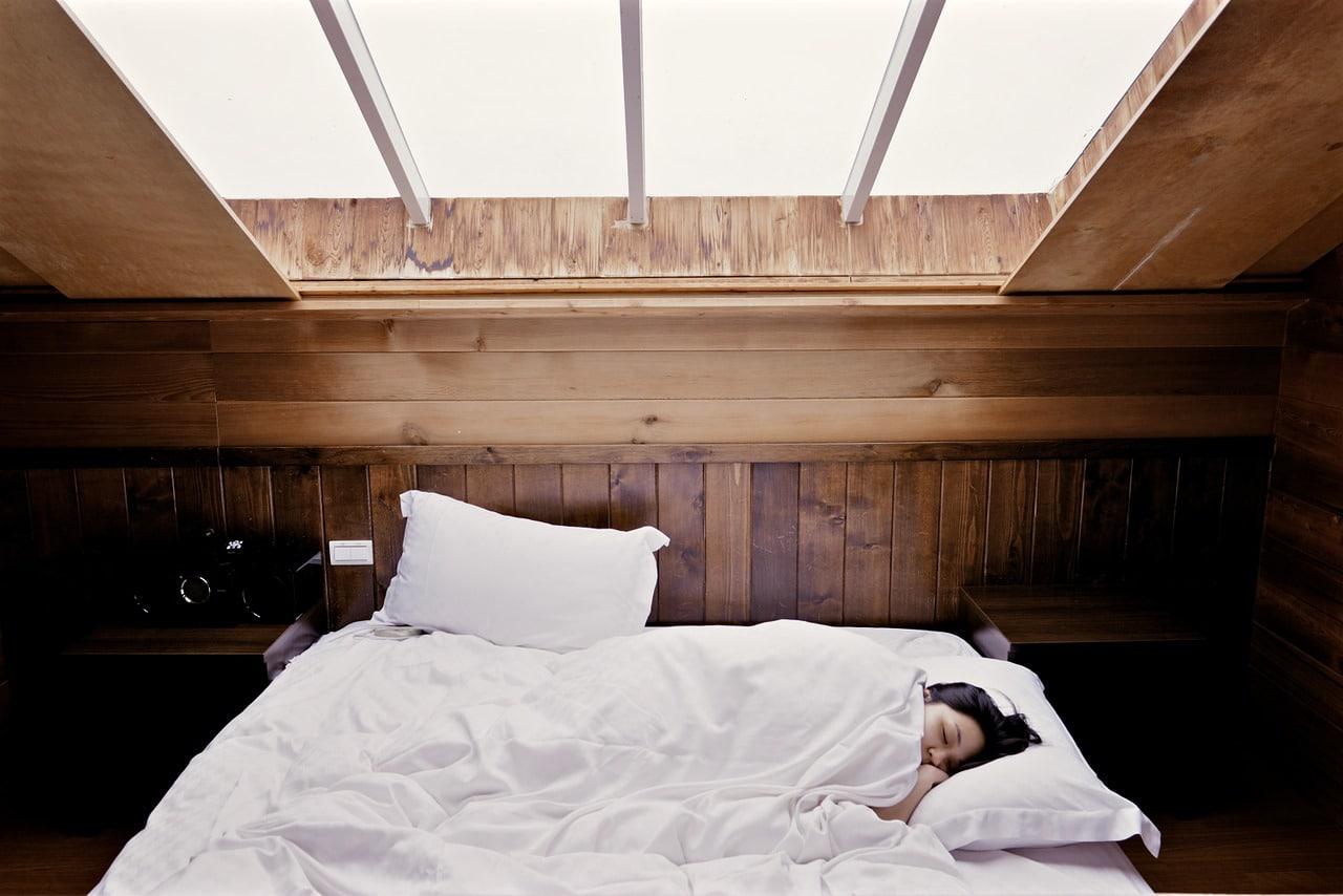 sommeil de qualite avec une bonne literie