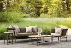 Quel matériau choisir pour son mobilier de jardin