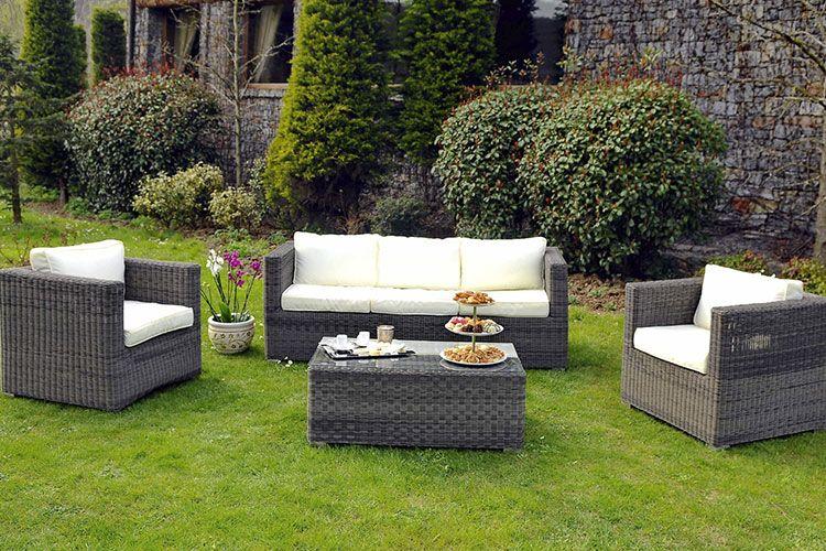 mobilier-jardin-resine-tressee