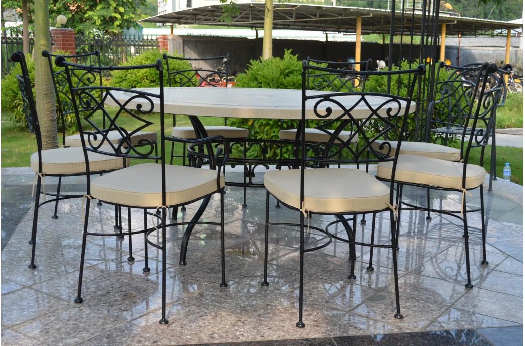 table-jardin-acier