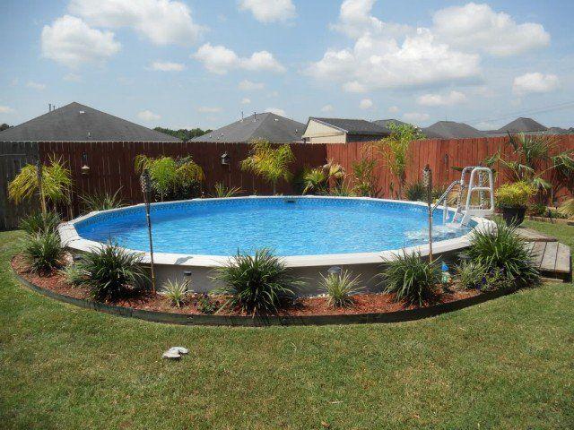 habillage piscine plantes