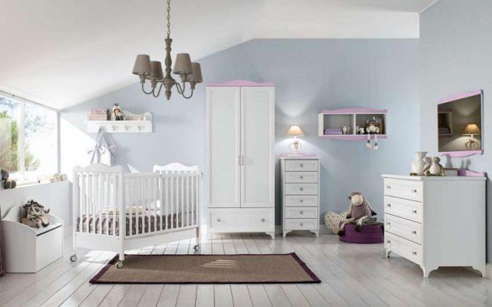 aménager une chambre de bébé