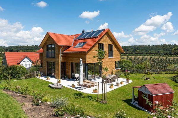 maison ecologique printemps