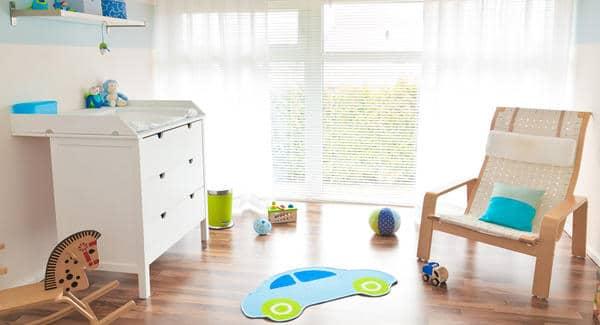mobilier sain chambre de bébé
