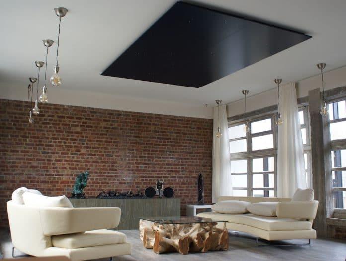 panneau LED s'invite dans nos maisons