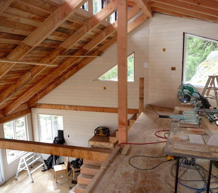 travaux renovation important intérieure d'une maison