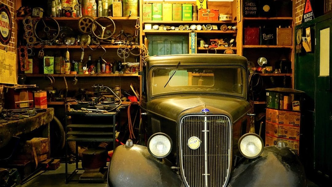 comment ranger et amenager un garage