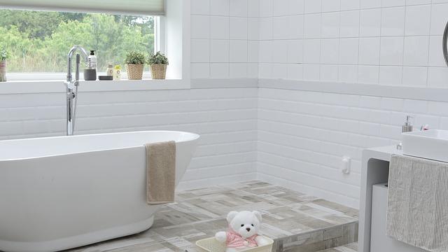 Solutions naturelles anti moisissure - salle de bain propre et saine