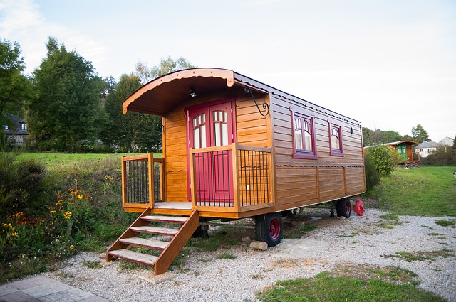 Tiny House - roulotte