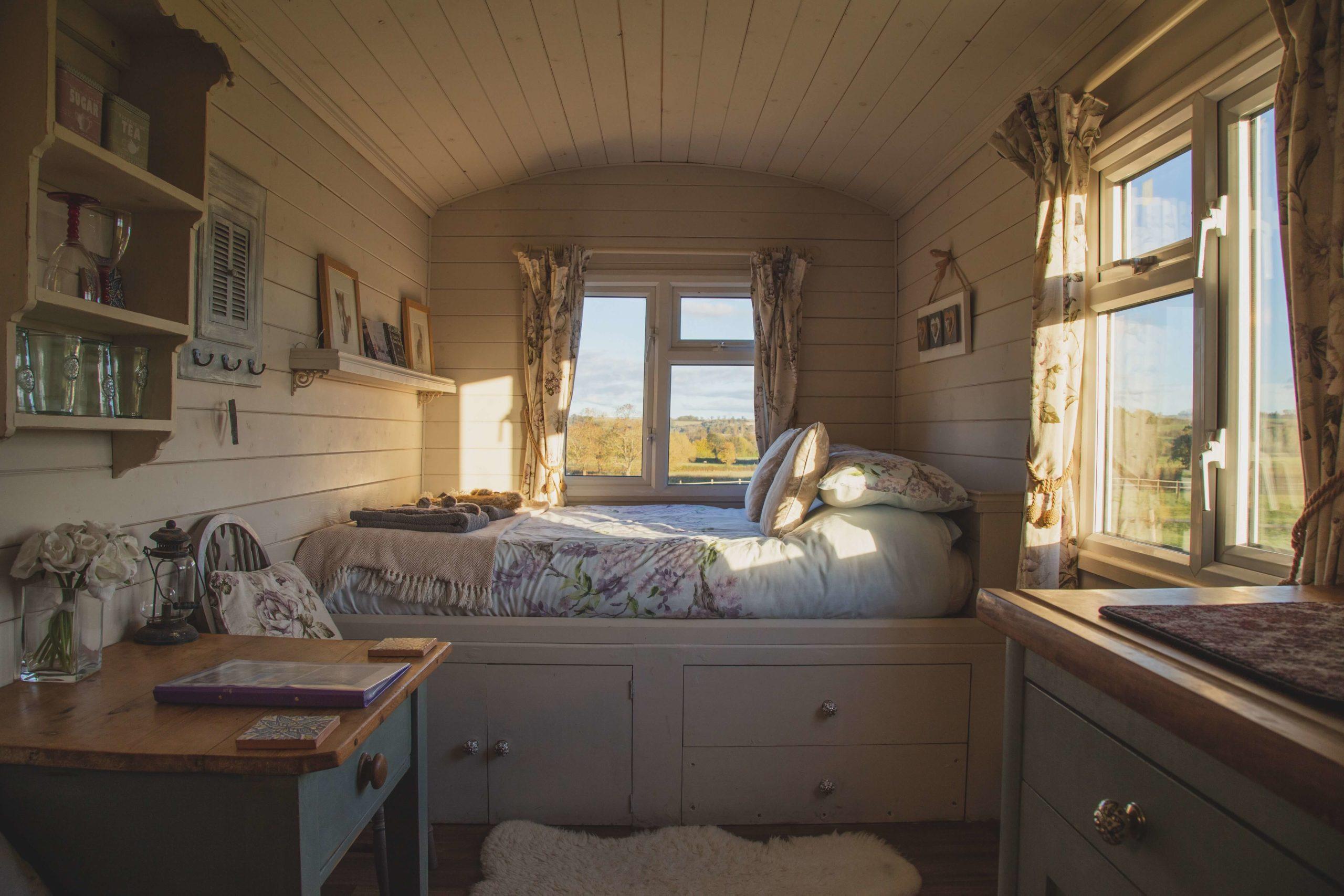 Tiny house - intérieur
