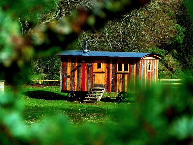 Tiny House - vivre dans la nature