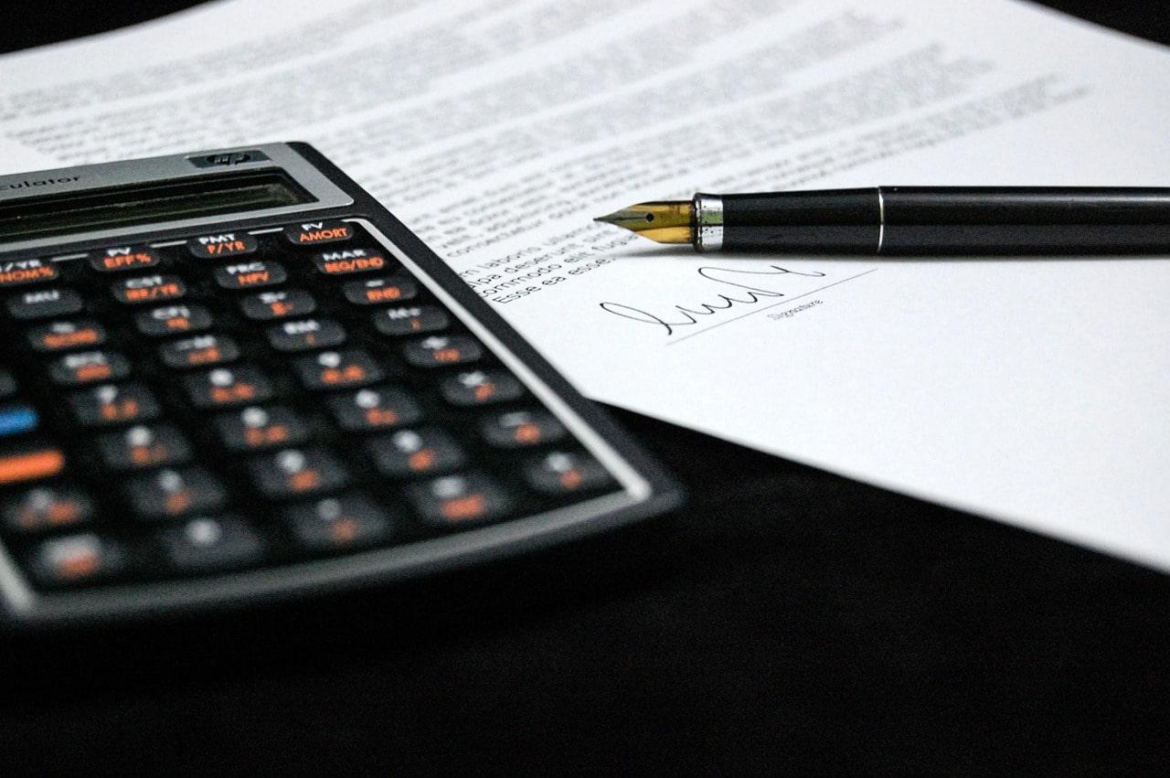 contrat de crédit travaux