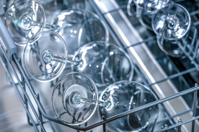 lave-vaisselle propre