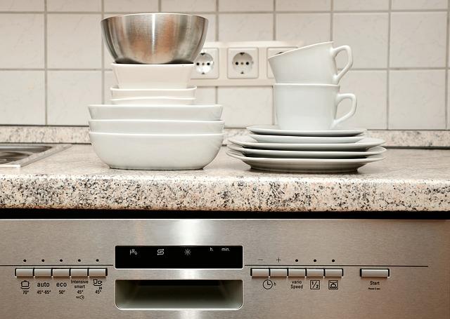 nettoyer son lave-vaisselle de manière naturelle
