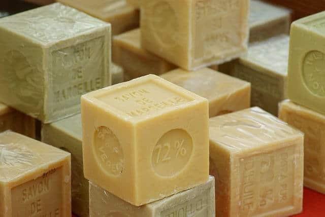 lessive naturelle au savon de marseille