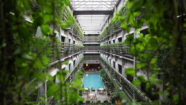 logement vert - exemple