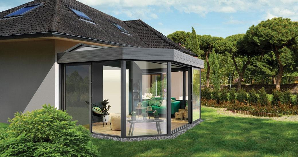 vie et veranda - veranda en aluminium