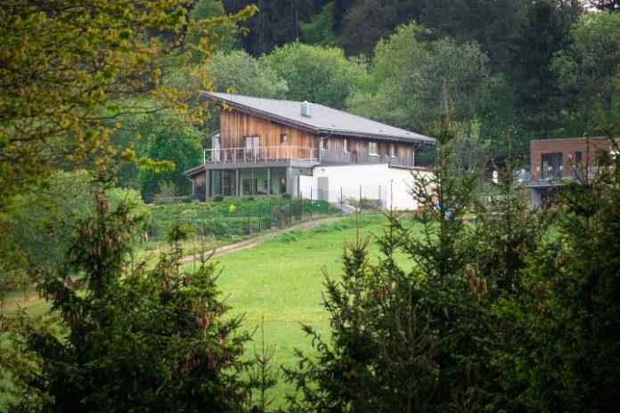 Maison ossature bois - bon isolant