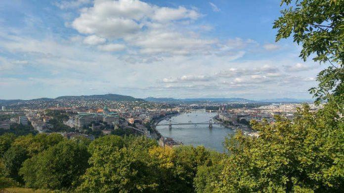 jardins partagés en villes-Budapest