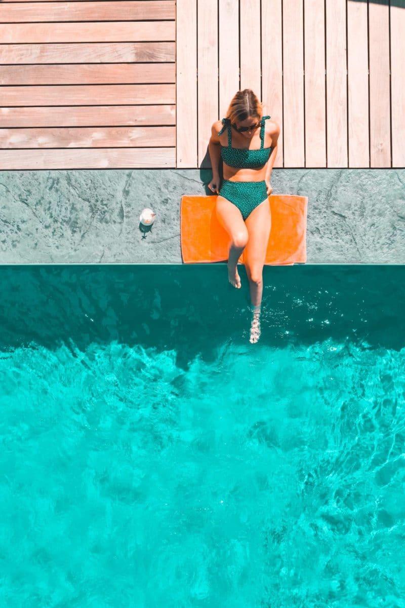 comment aménager plage piscine