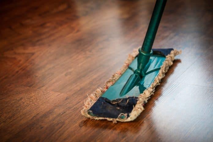comment nettoyer sols après travaux