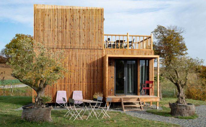 Maisons containers, studio de jardin, les nouvelles habitations sont plus écologiques !