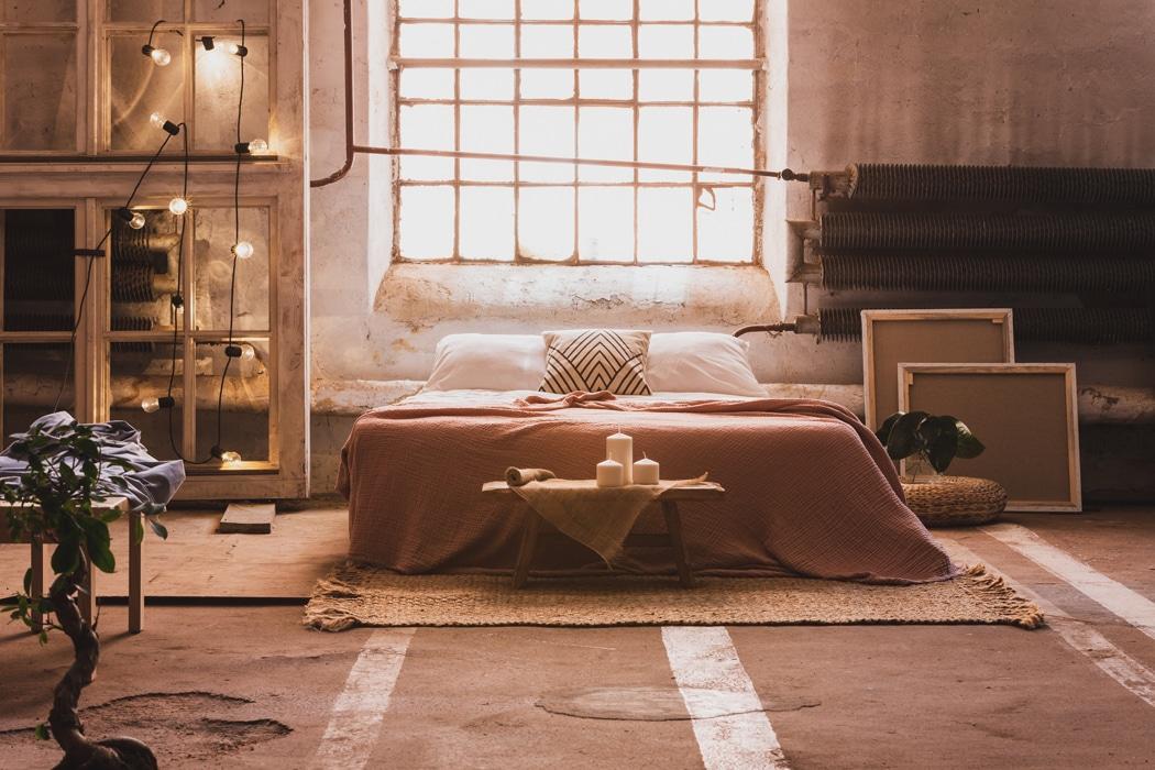 Codes et conseils pour faire une chambre style industriel