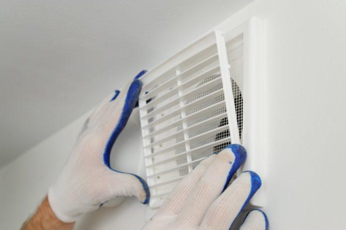 Ventilation par insufflation ou surpression (VMI)