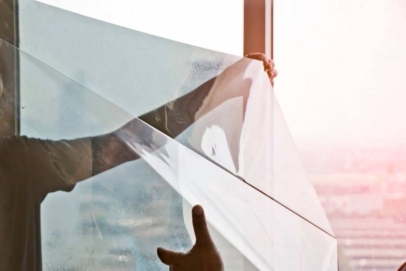Les différents types de films opaques pour fenêtres