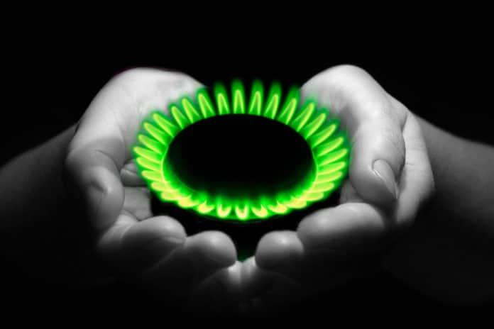 qu'est ce que le gaz vert