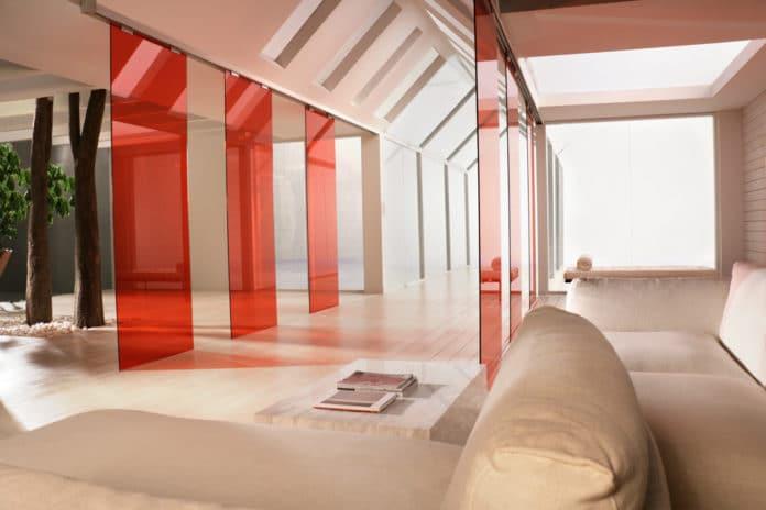 utilisation plexiglass decoration maison