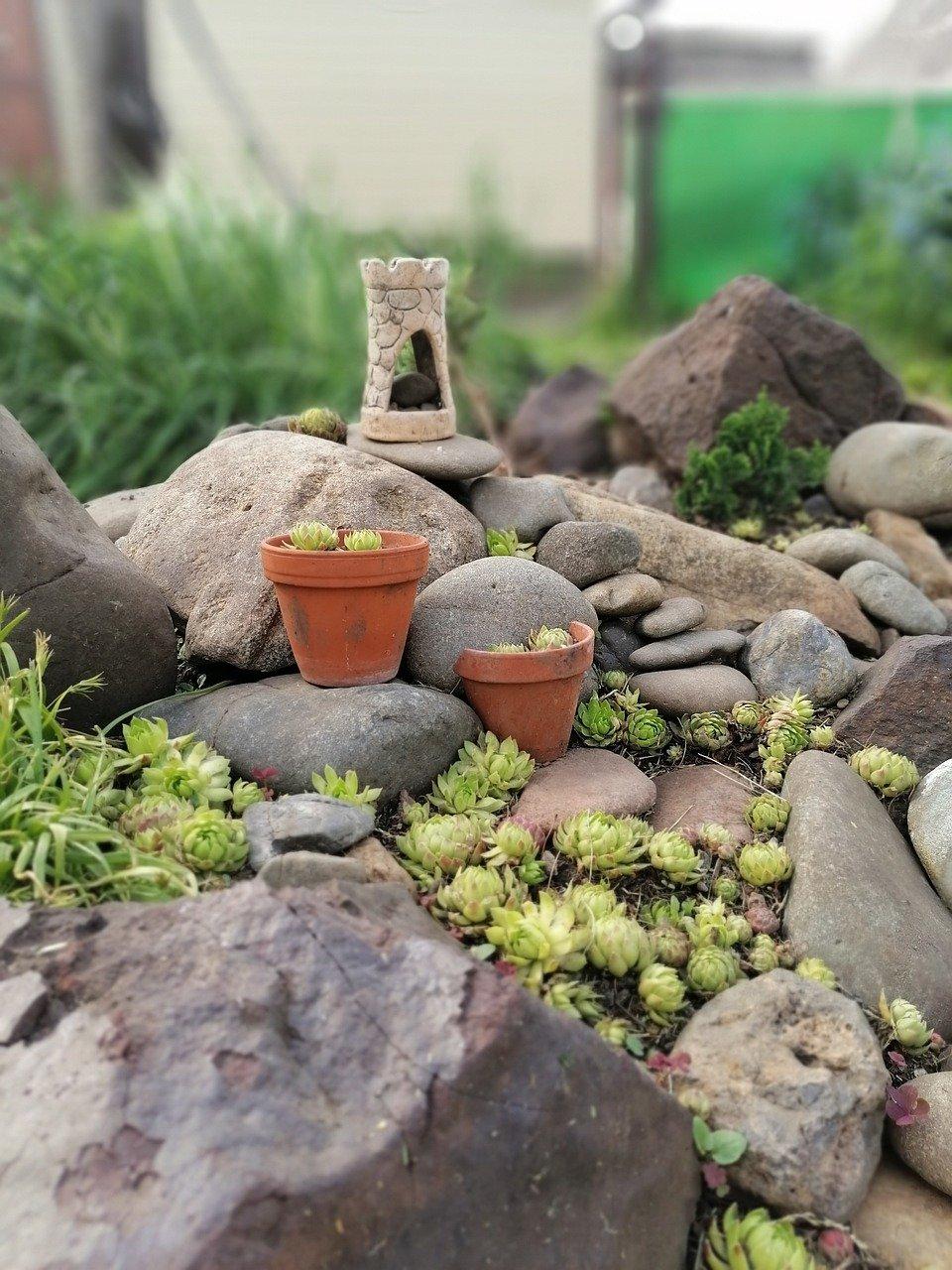 comment aménager un jardin de rocaille (1)