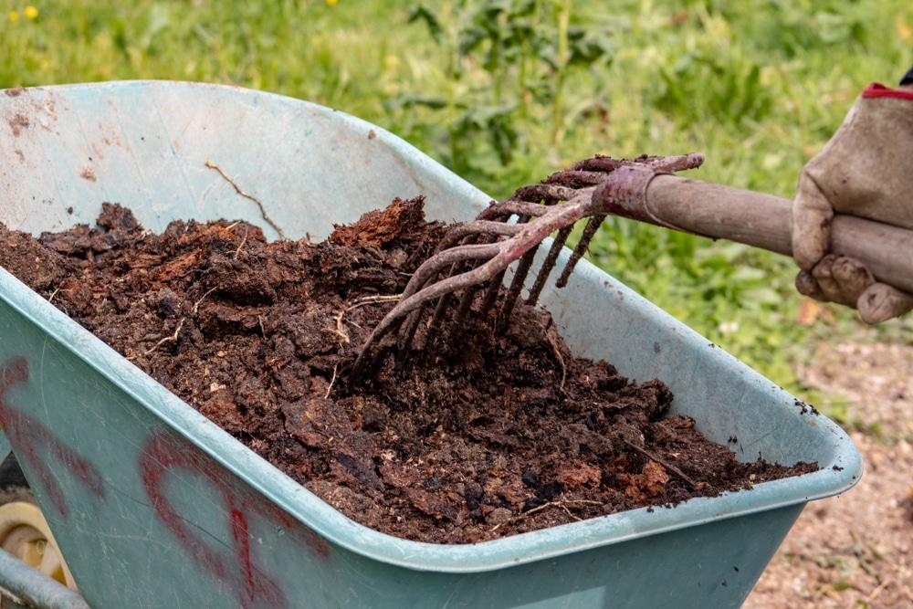 faire de l'engrais naturel