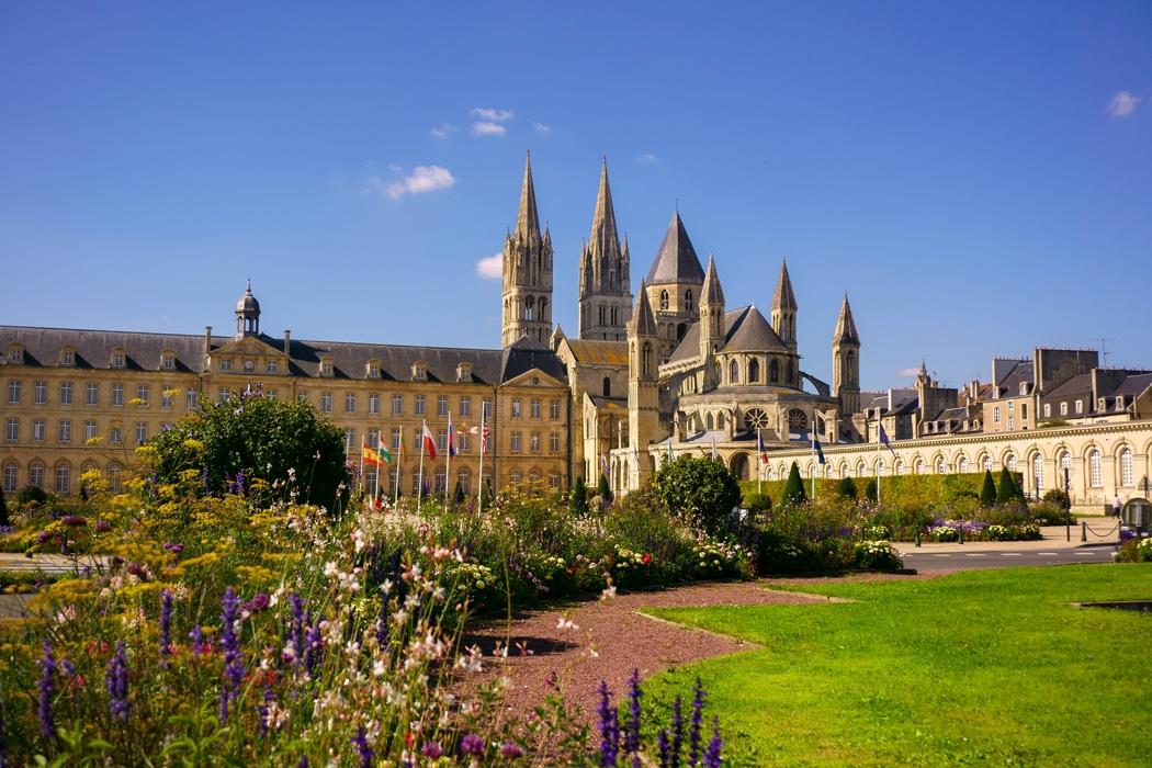 Caen ville verte
