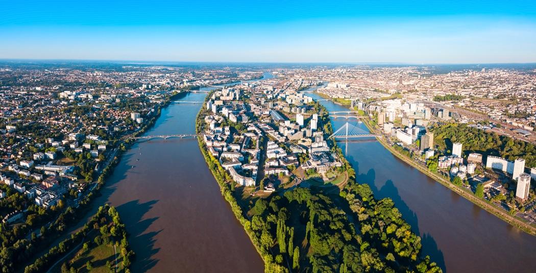 Nantes ville verte