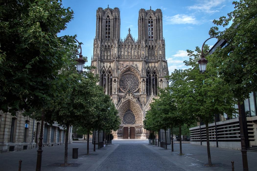 Reims ville verte