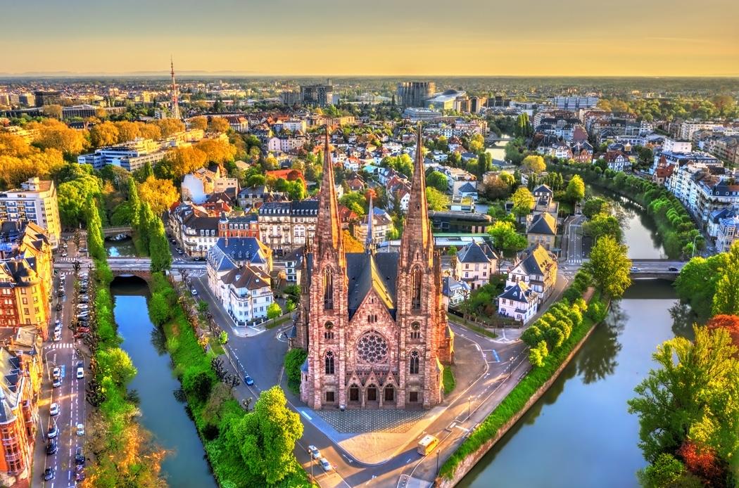 Strasbourg ville verte